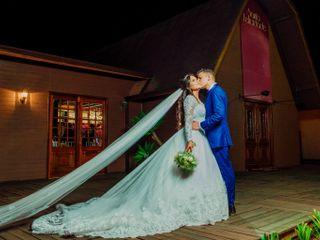 O casamento de Nurrielly e Henrique
