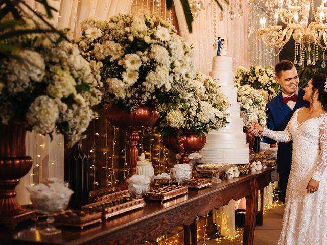 O casamento de Leydiane e Victor