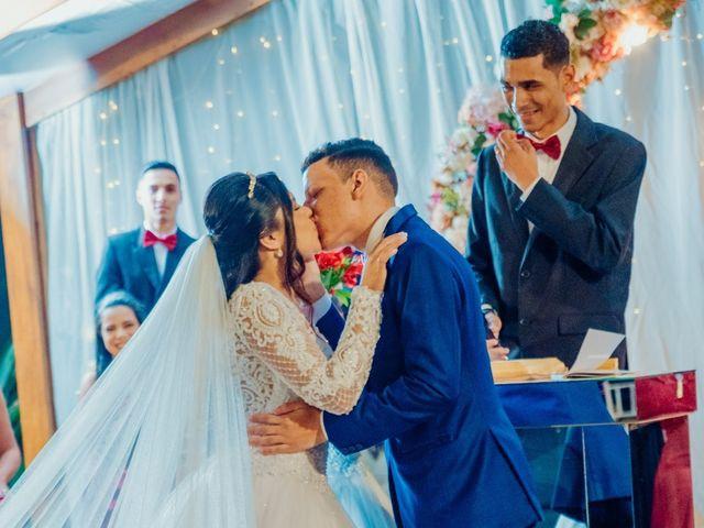 O casamento de Henrique e Nurrielly em Embu-Guaçu, São Paulo 4