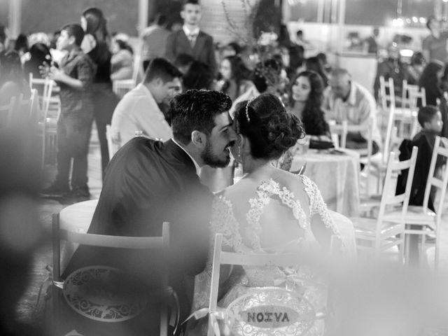 O casamento de Nilza e Yago