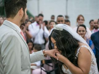 O casamento de Lizziê e Tiago 1
