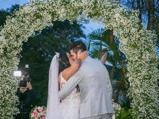 O casamento de Lizziê e Tiago