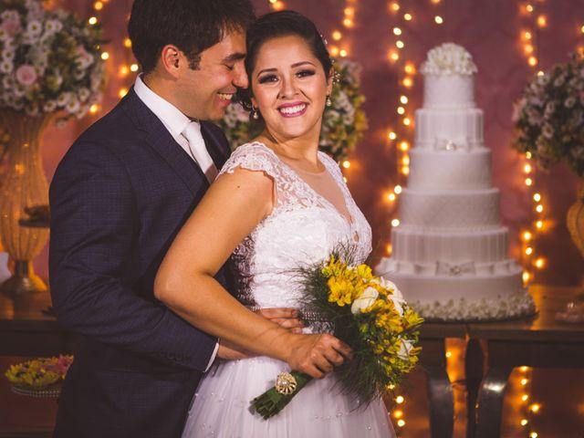 O casamento de Lidiane e Leopoldo