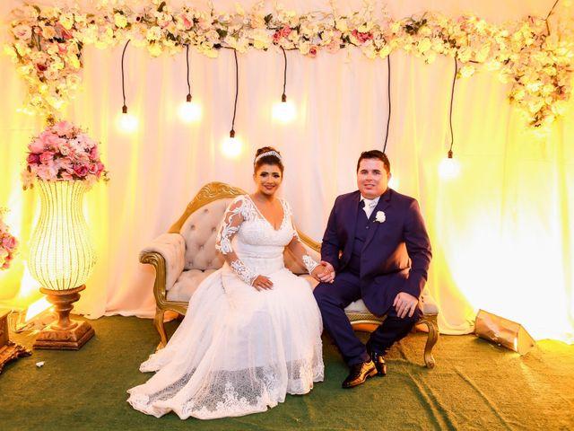 O casamento de Elisângela e Irênio