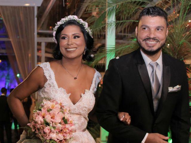 O casamento de Pâmela e Gil