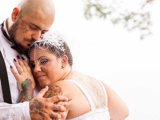 O casamento de Fernanda e Felipe