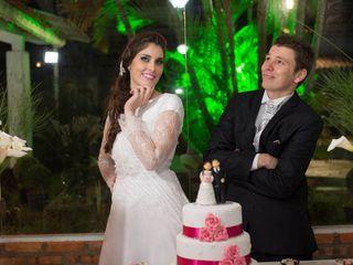 O casamento de Melissa  e Alex