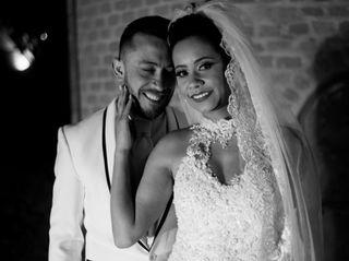 O casamento de Regiane e Sandro