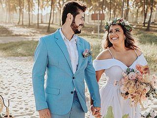 O casamento de Cintia  e Samuel  1