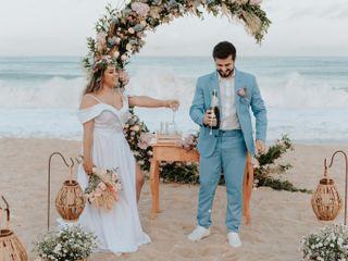 O casamento de Cintia  e Samuel