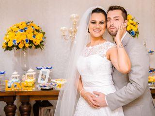 O casamento de Sue  e Rodrigo