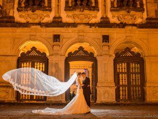 O casamento de Jullianna e Madson