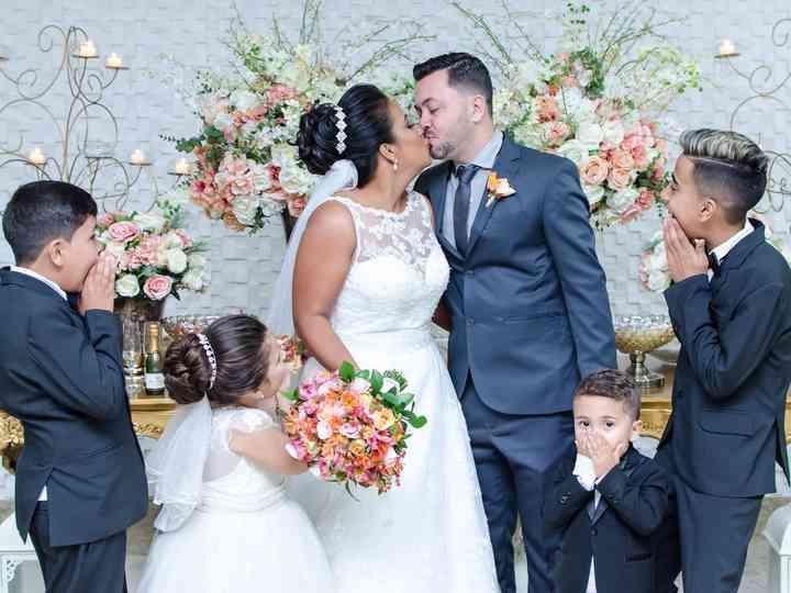 O casamento de Leticia e Magno