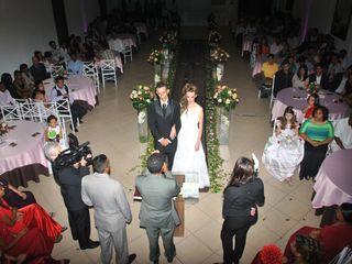 O casamento de Jéssica e Isaque