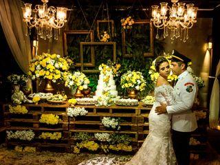 O casamento de Lileine e Alessandro
