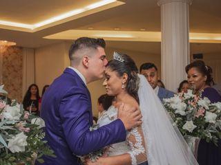 O casamento de Millena e Lucas