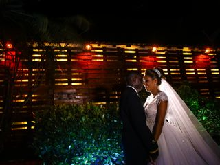 O casamento de Raquel e Ramon 1