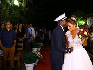 O casamento de Raquel e Ramon
