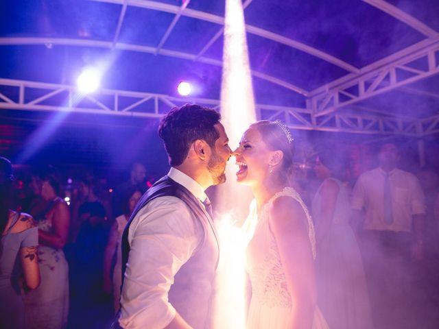 O casamento de Amanda e Jimi