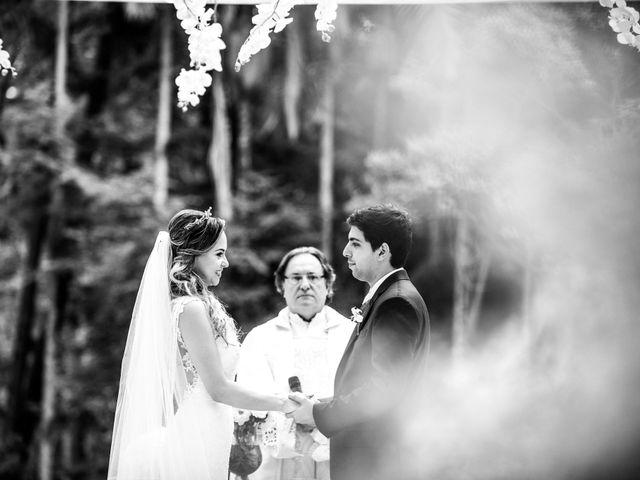 O casamento de Nathália e Marcelo