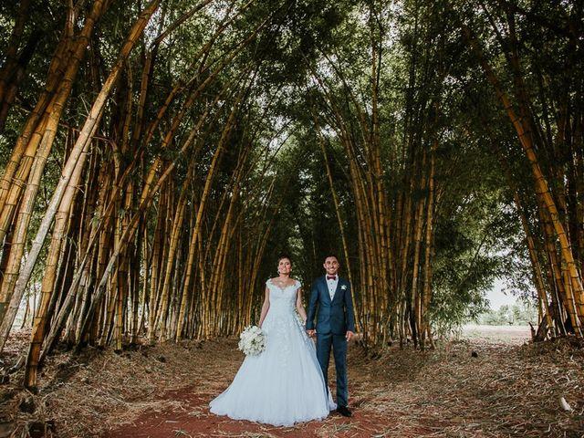 O casamento de Bruno e Amanda em Mogi Mirim, São Paulo 29