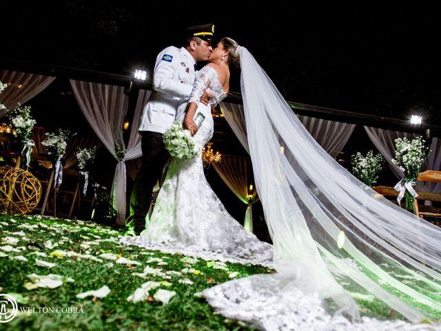 O casamento de Alessandro e Lileine em Várzea Grande, Mato Grosso 1