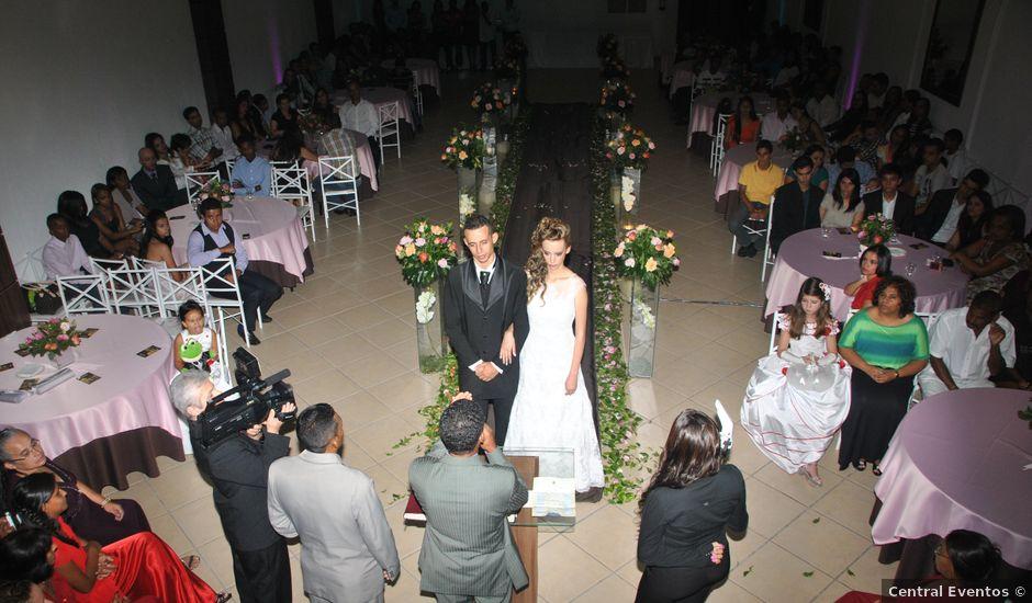 O casamento de Isaque e Jéssica em Osasco, São Paulo