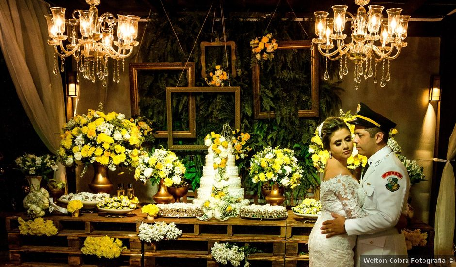 O casamento de Alessandro e Lileine em Várzea Grande, Mato Grosso