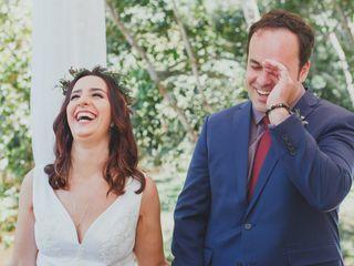 O casamento de Flavia e Renato