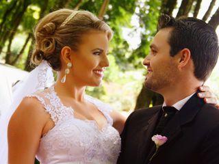 O casamento de Ana Paula e Leandro