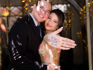 O casamento de Talita e Marcelo