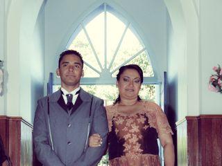 O casamento de Rosy e Fernando 1