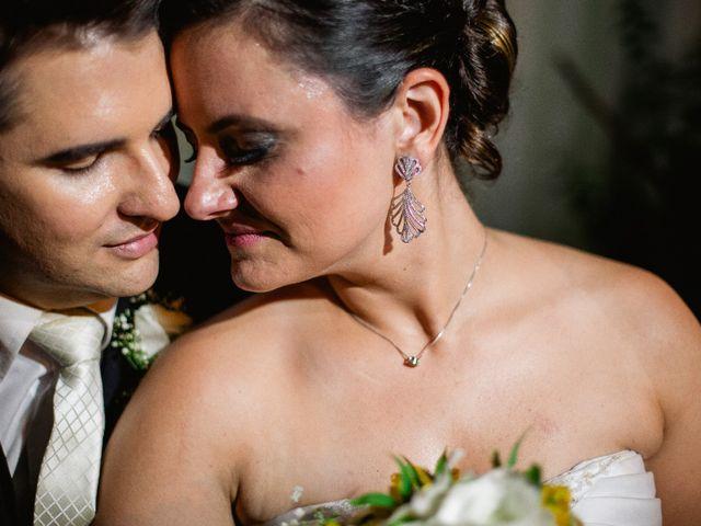 O casamento de Luiza e Alan