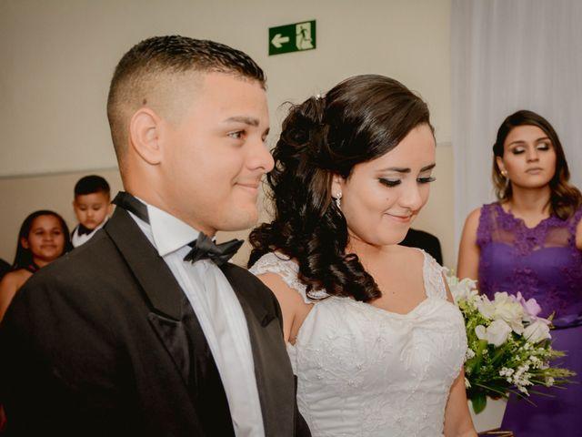 O casamento de Nahime e Lucas