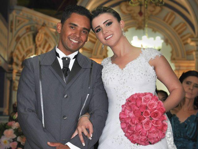 O casamento de Rosy e Fernando