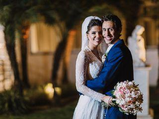O casamento de Sara e Daniel