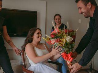 O casamento de Annie e Eliel 2