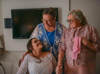 O casamento de Annie e Eliel 3