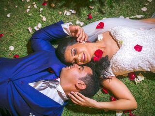 O casamento de Suzana Tabosa e Jefferson Cavalvante