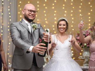 O casamento de Jeferson e Karczeski 1