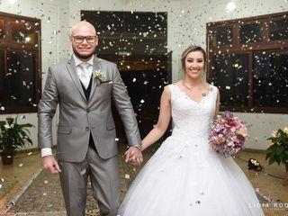 O casamento de Jeferson e Karczeski 2