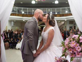 O casamento de Jeferson e Karczeski