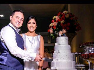O casamento de Carolina e Renato 1