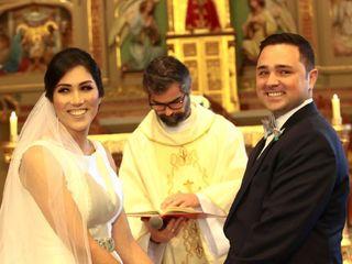 O casamento de Carolina e Renato 2