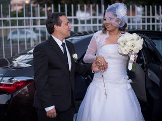 O casamento de Danielli e Adriano 3