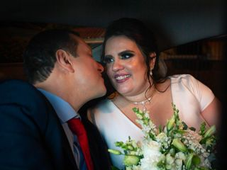 O casamento de Daniella e Lucas