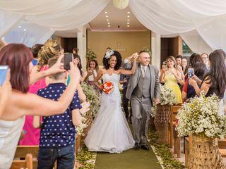 O casamento de Ligia e Ederson