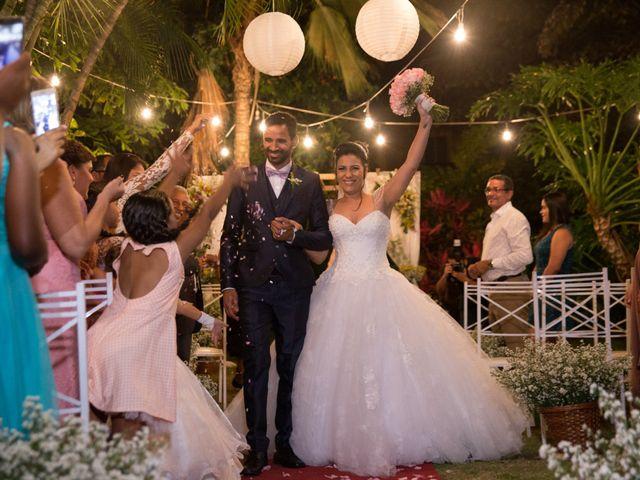 O casamento de Jeniffer e Marcos