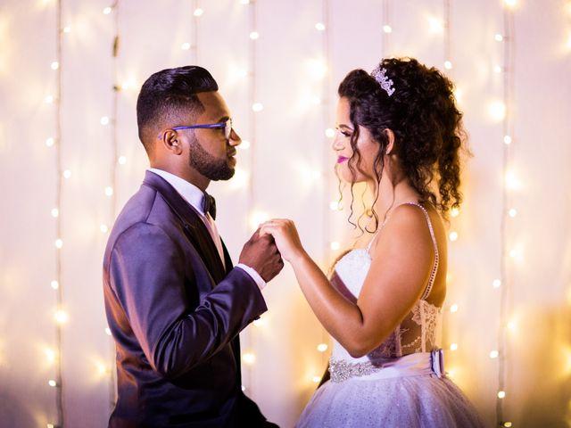 O casamento de Annyê e Jailson