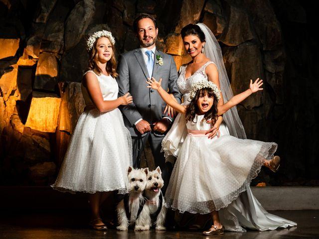 O casamento de Patricia e Mauro